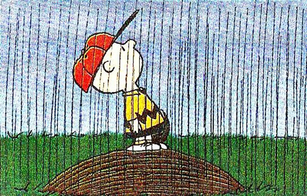 Rain Delay - Fields Closed