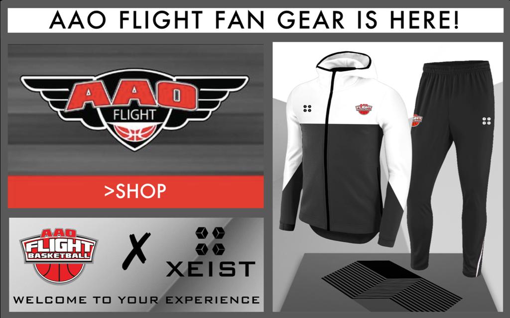 AAO FLIGHT FAN GEAR IS HERE! CLICK TO SHOP