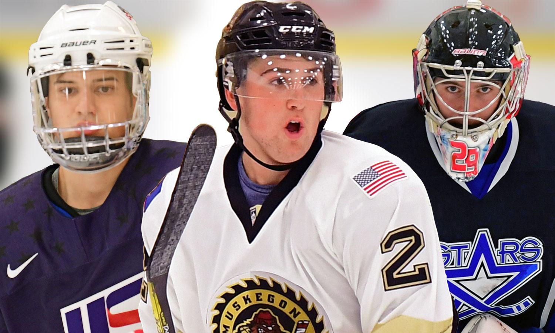 USHL: Players Of The Week - Week 22, 2017-18