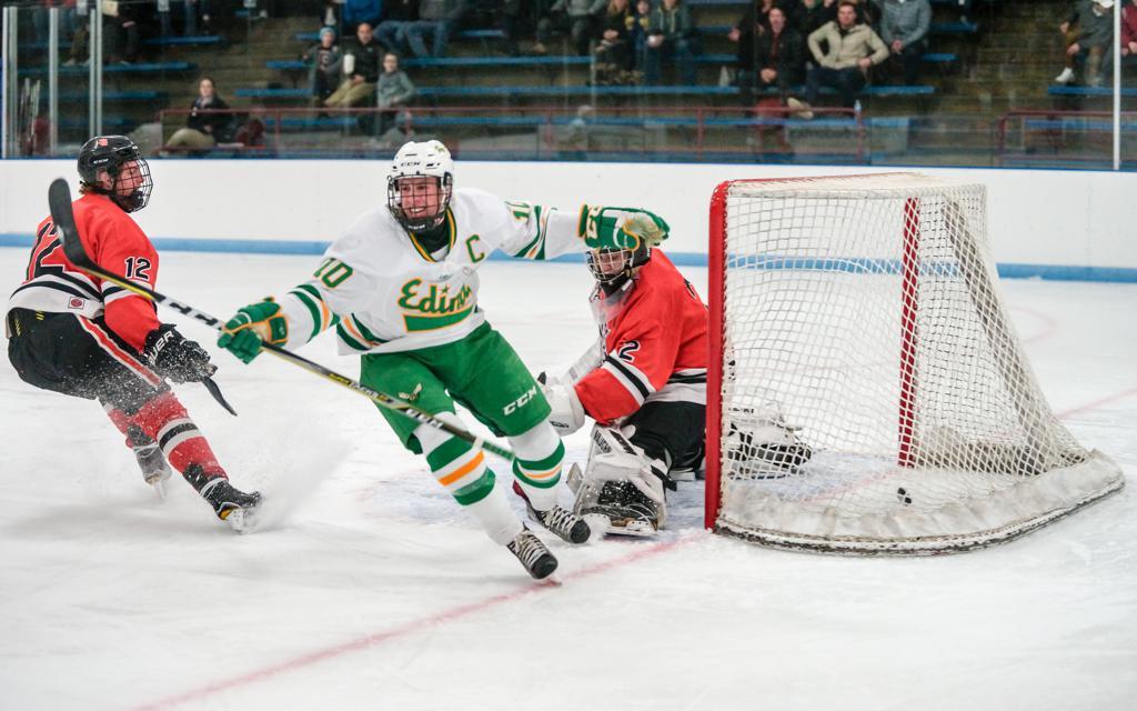 MN H.S.: Edina's Sammy Walker Named Mr. Hockey