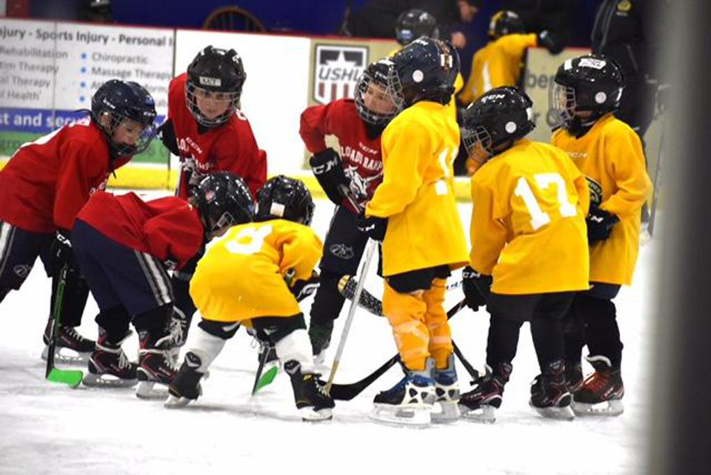Colorado U8 Hockey
