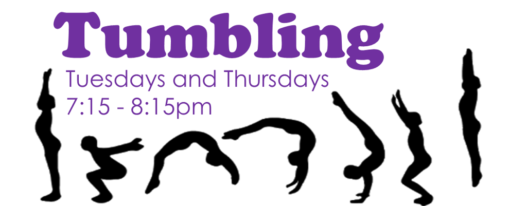 Tumbling classes in Flagstaff. SGA has drop-in Tumbling Class every Tuesday and Thursday night for ages 6-adult