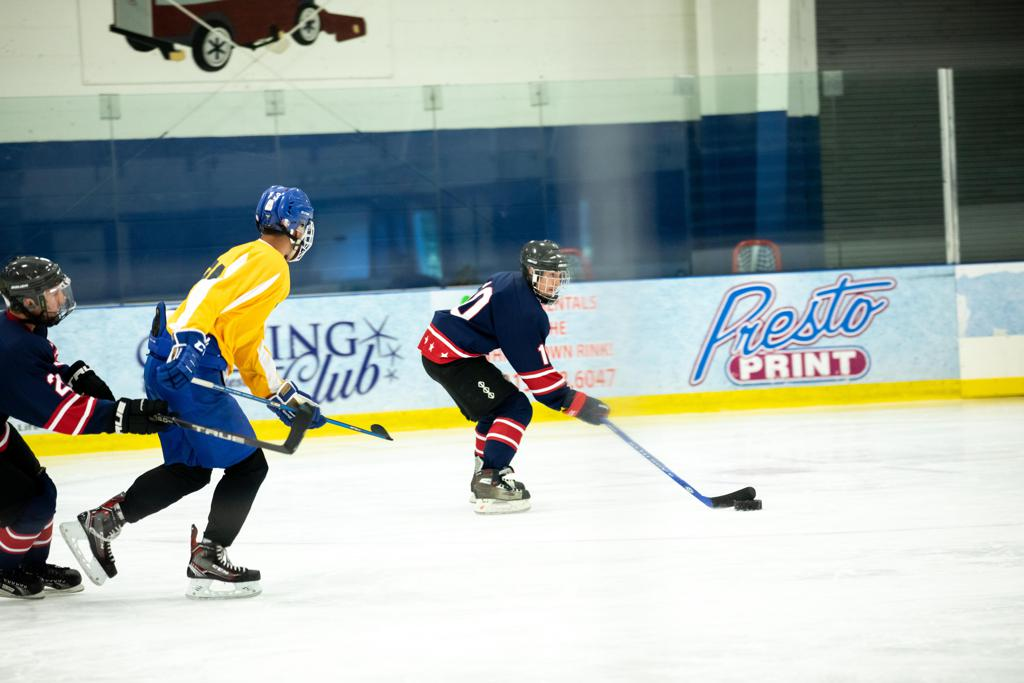 Photos of Washington Blind Hockey Club