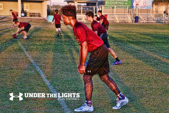 North Pinellas Panthers Presents Under The Lights Flag