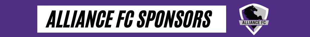 Alliance FC Sponsors