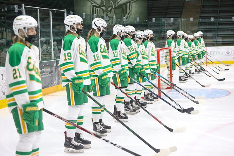 Edina, which has played Andover in each of the last two Class 2A state championship games, leads the way in our annual Way-Too-Early Top 10 rankings. Photo by Cheryl A. Myers, SportsEngine