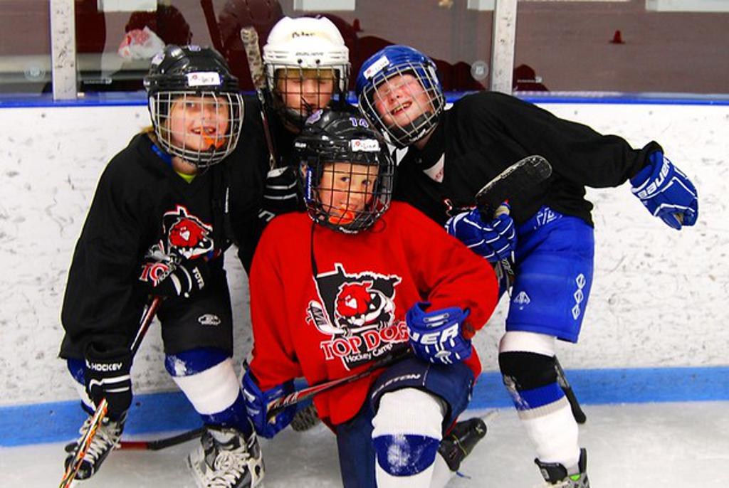 Top Dog Hockey Camps