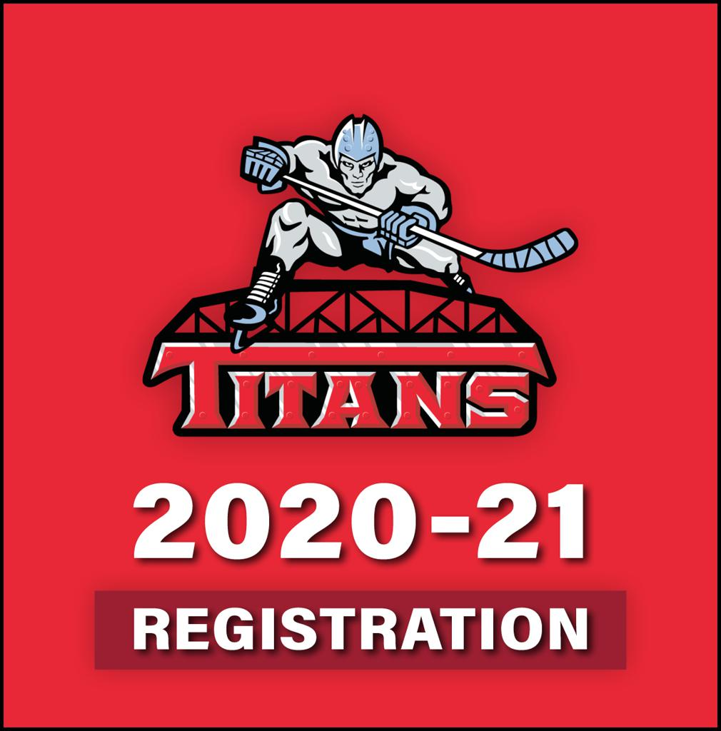Registration for the 2020-21 Season is now open