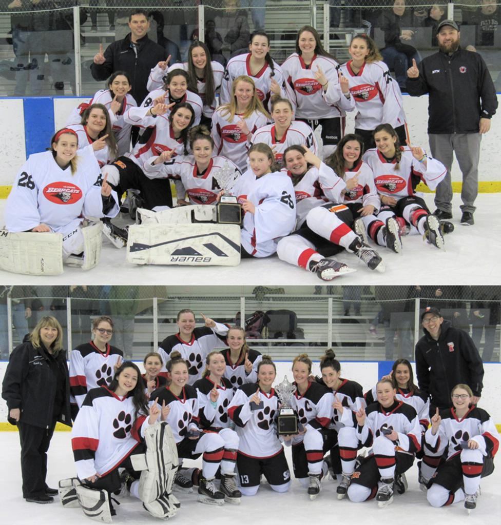 OJR-Boyertown & Penncrest-Haven win 2018-19 Girls division championships