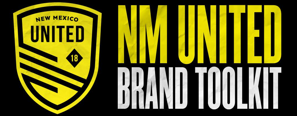 New Mexico United Brand Toolkit