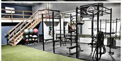 EHL GYM AT ROOTS ATHLETICS