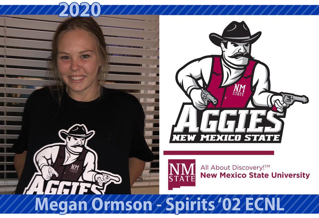 Megan Ormson