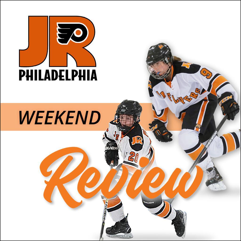 Jr. Flyers Weekend Review – October 12 - 14, 2019