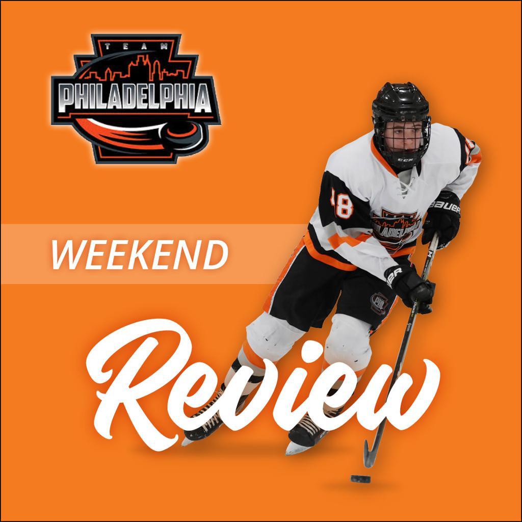 Team Philadelphia Weekend Review – October 25 - 27, 2019