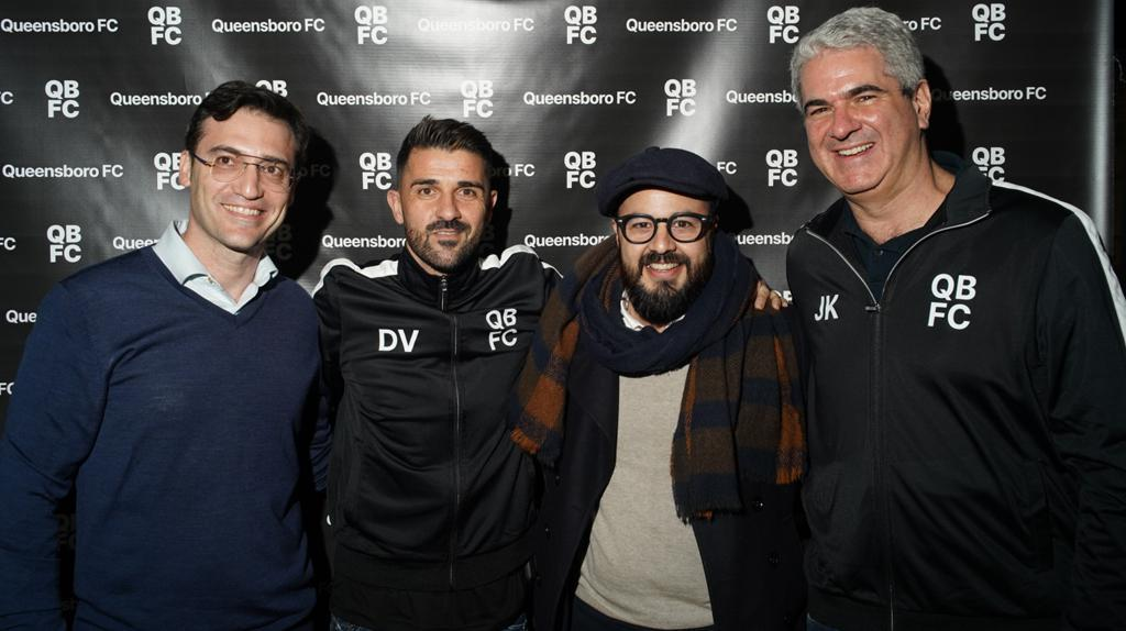 QBFC Hosts First-Ever Fan Even With David Villa