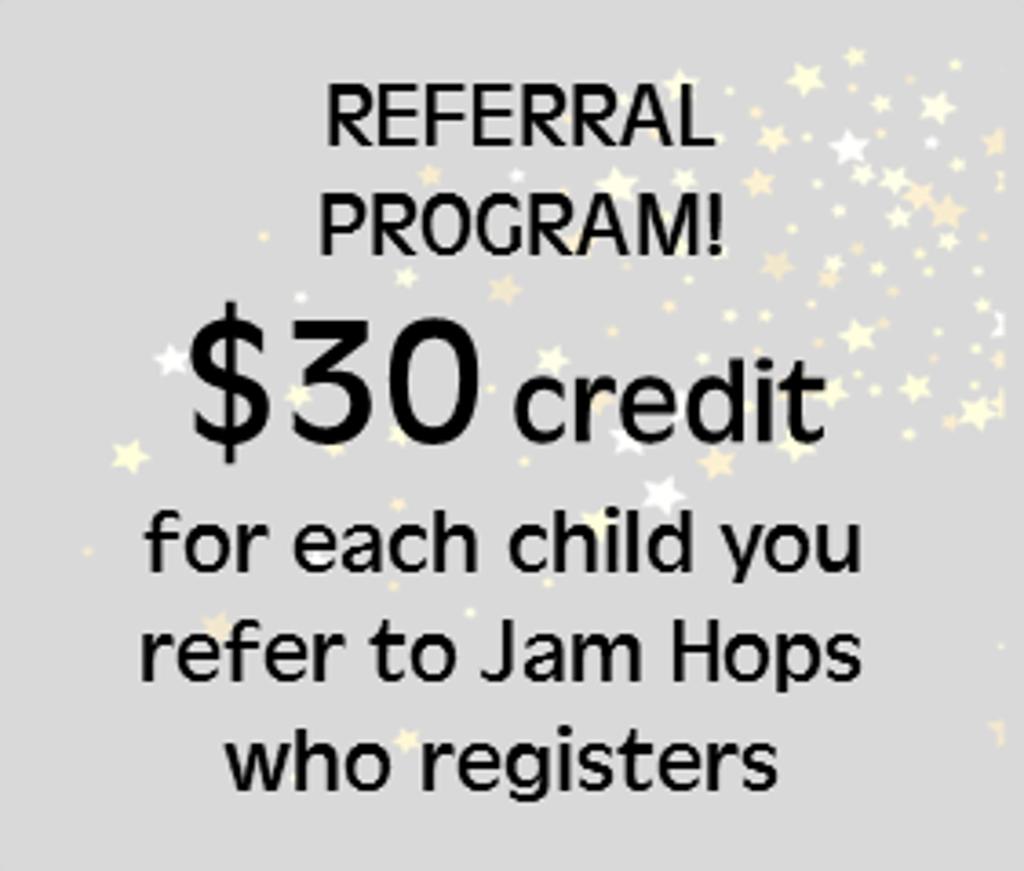 Referral program credit image
