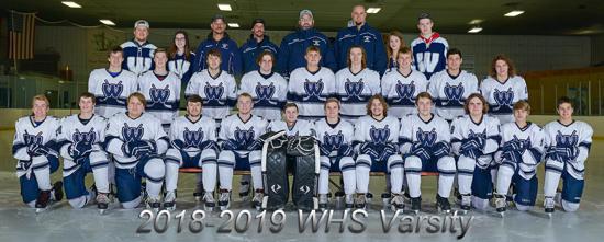 2018-2019 WHS Varsity