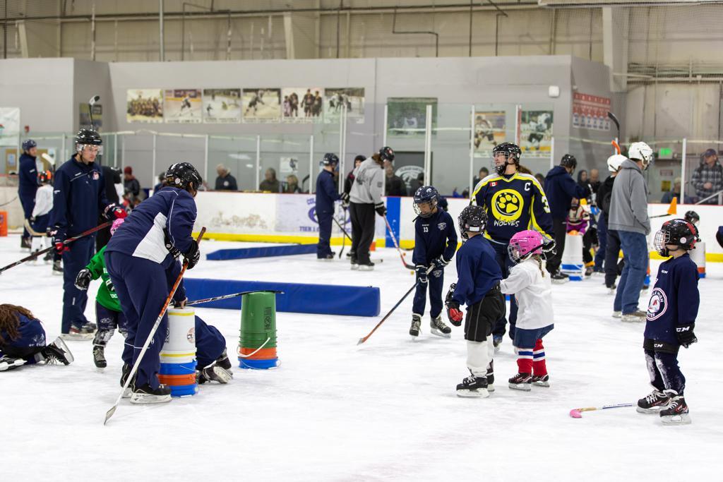 Learn to Play Hockey Colorado