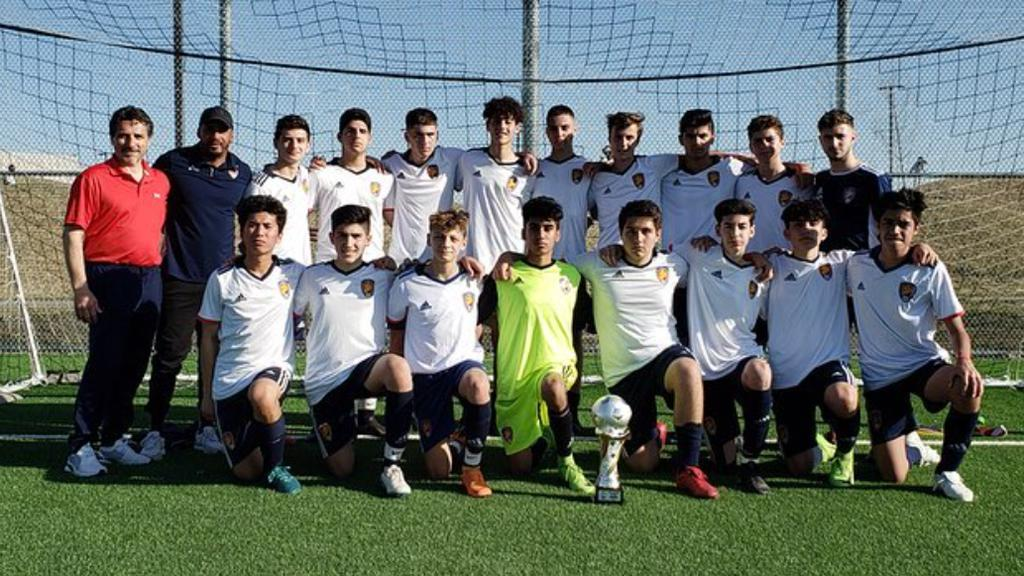 U13 Boys Team Photo