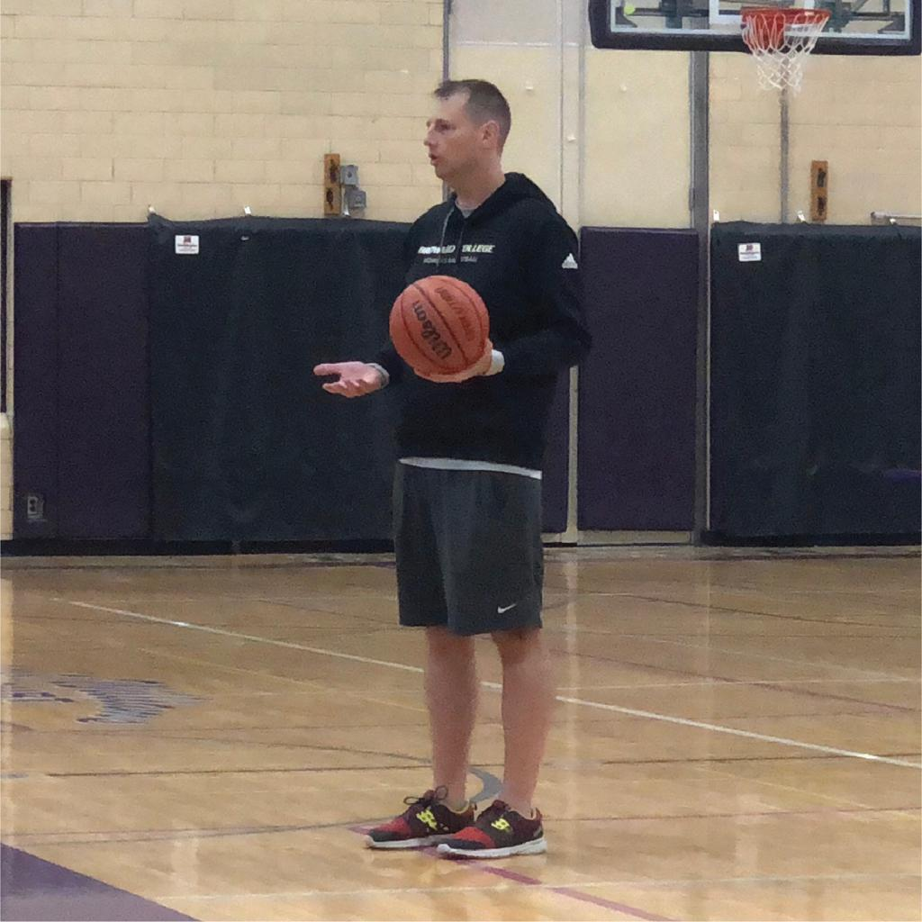 Mpls Lakers Coaching Clinic featuring Brian McCormick