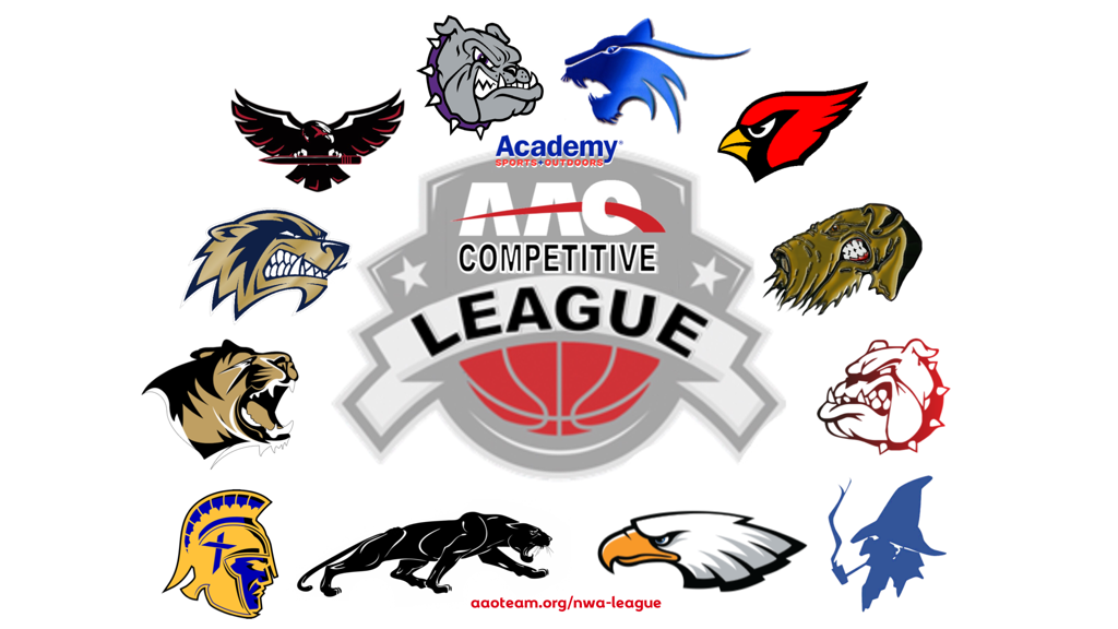 AAO NWA LEAGUE powered by Academy Sports + Outdoor
