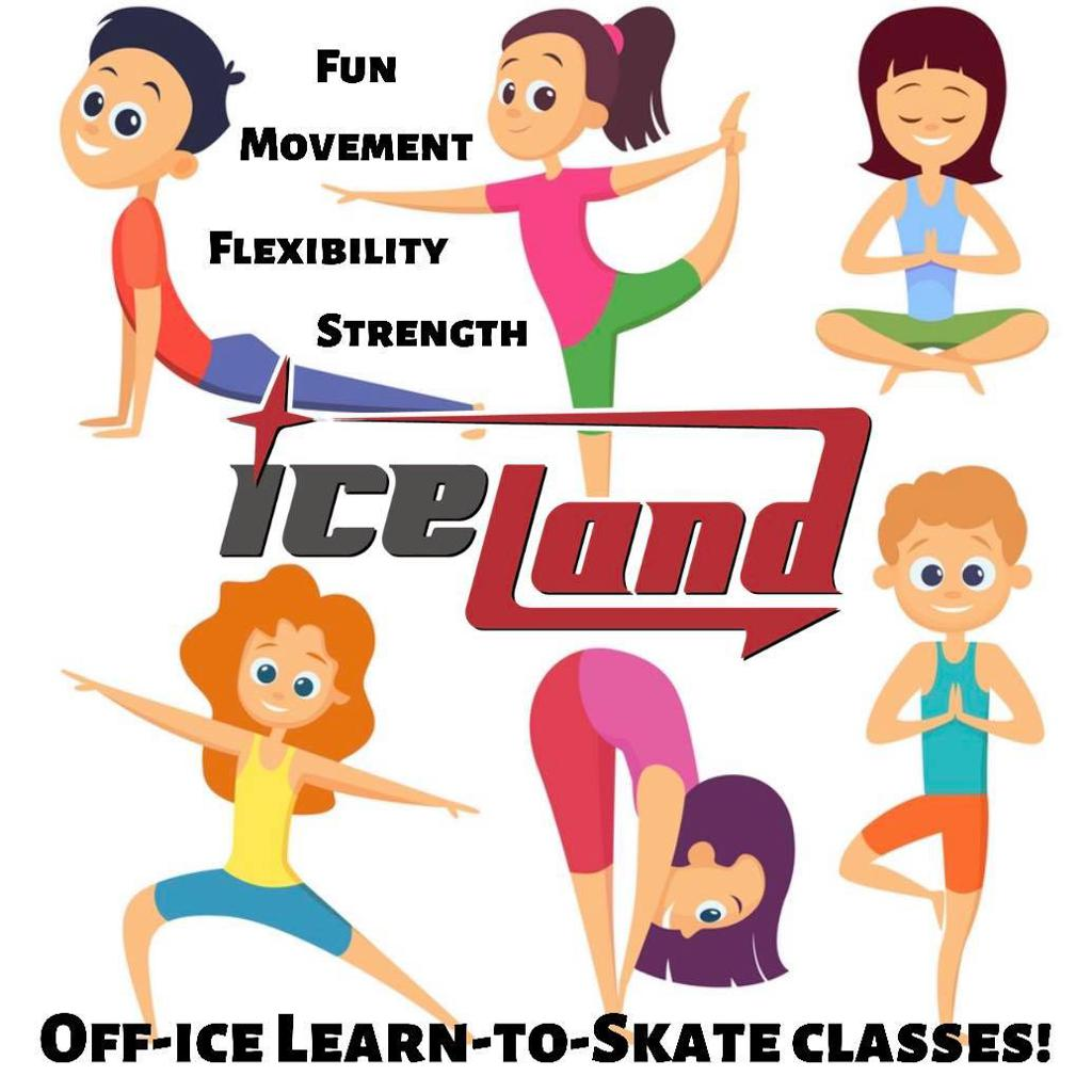 Learn to Skate at Ice Land, Hamilton NJ