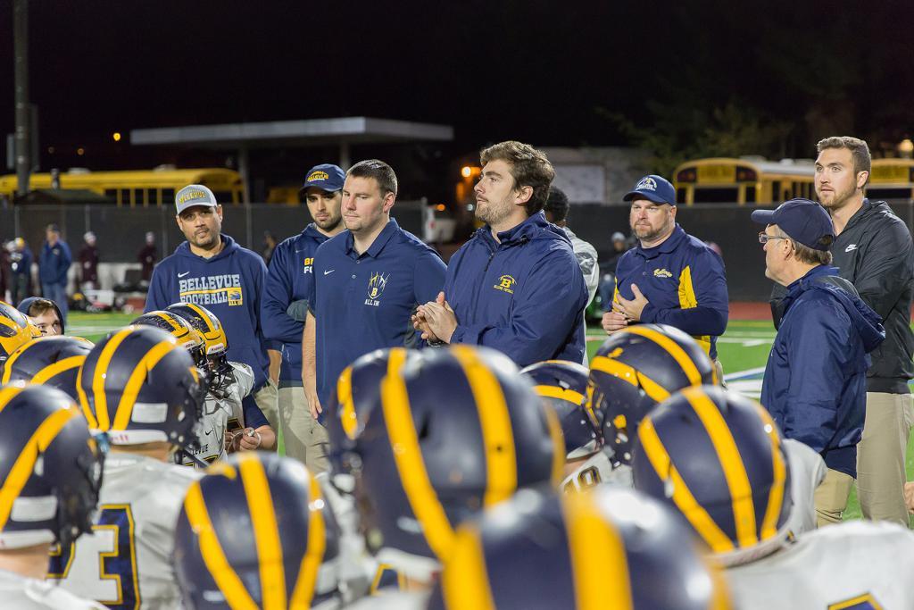 Wolverine Football Staff