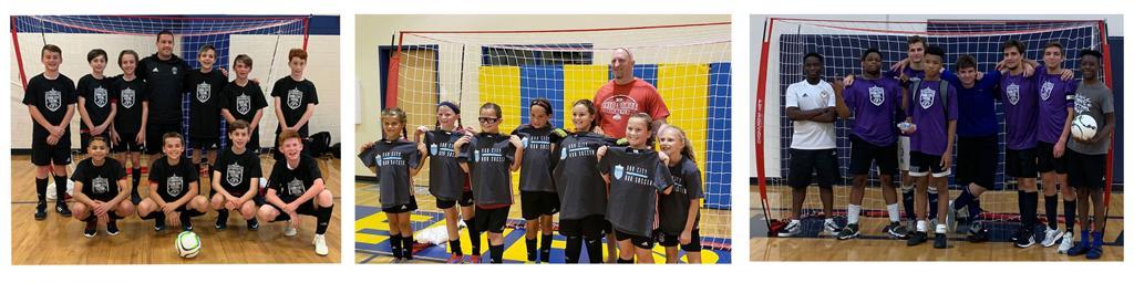 Soda City Futsal Teams 1