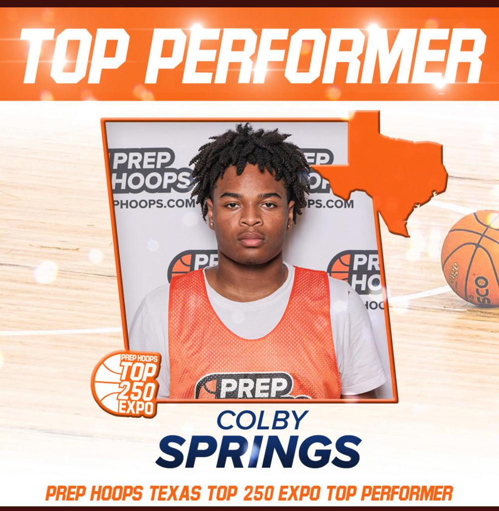 Colby Spring Top Performer