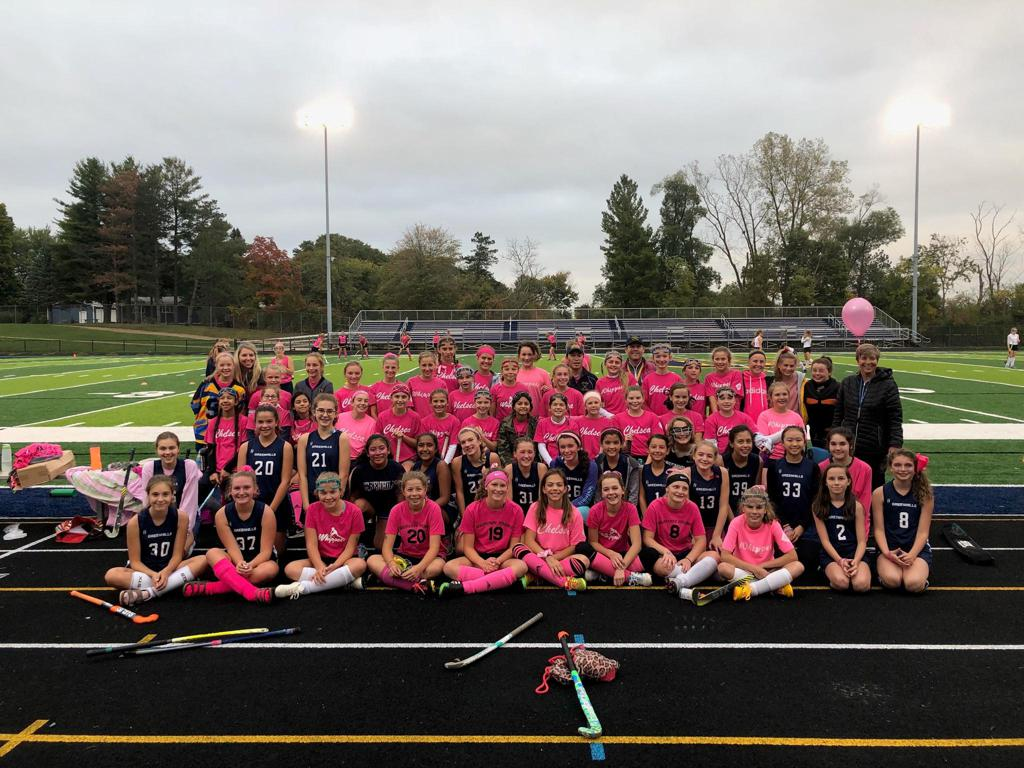 Beach Middle School Team & Greenhills School of Ann Arbor - Play4TheCure