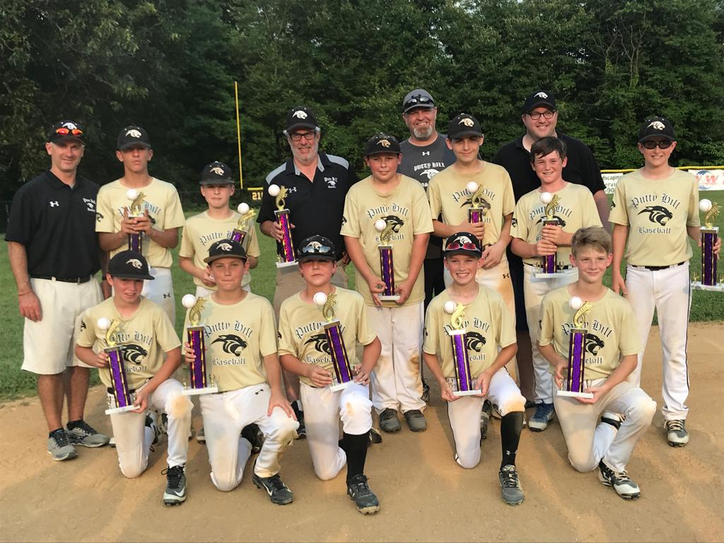 MABA 12u Atlantic Division tournament winner