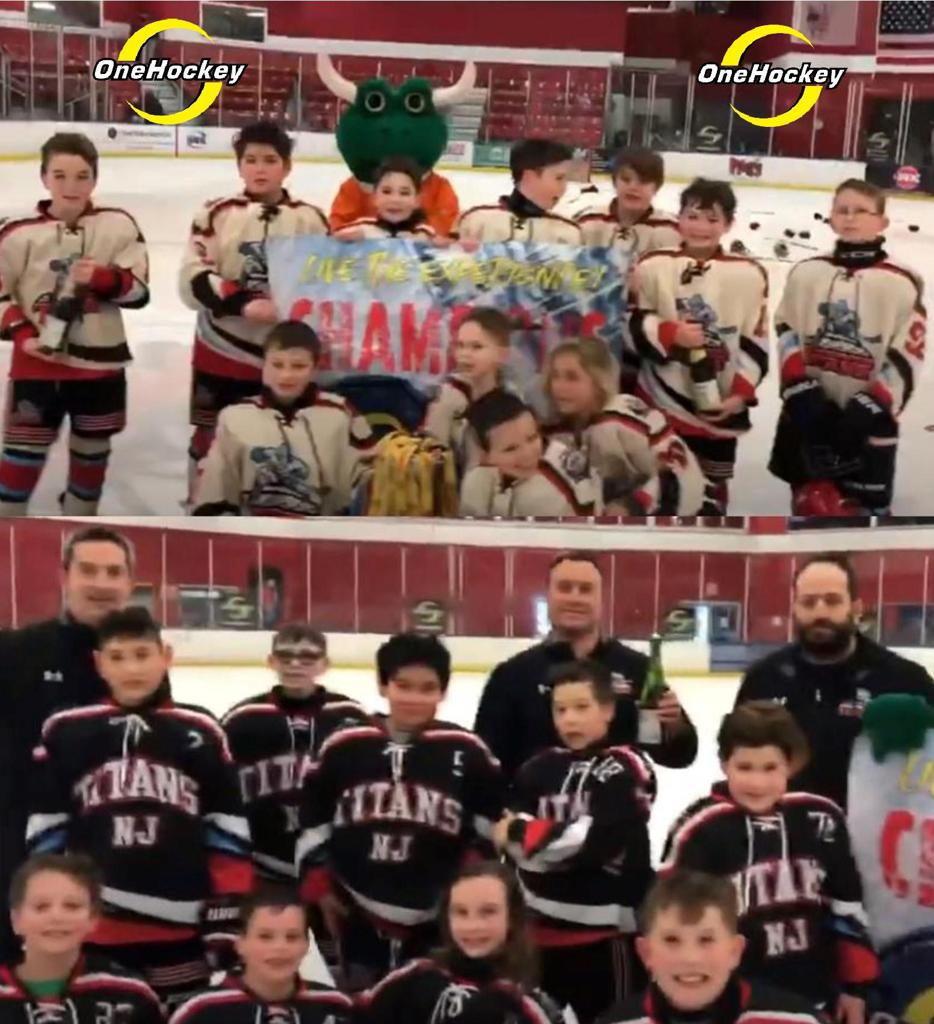 Two Titans' teams win One Hockey Tournament