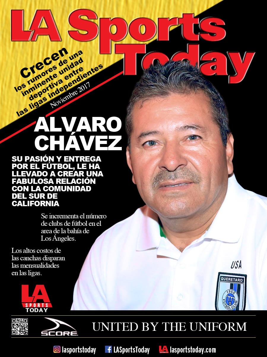 Reportaje sobre Alvaro Chavez
