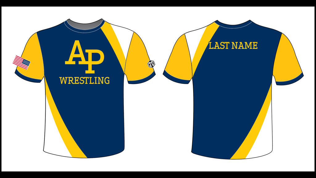 AP Dri-Fit T-Shirt