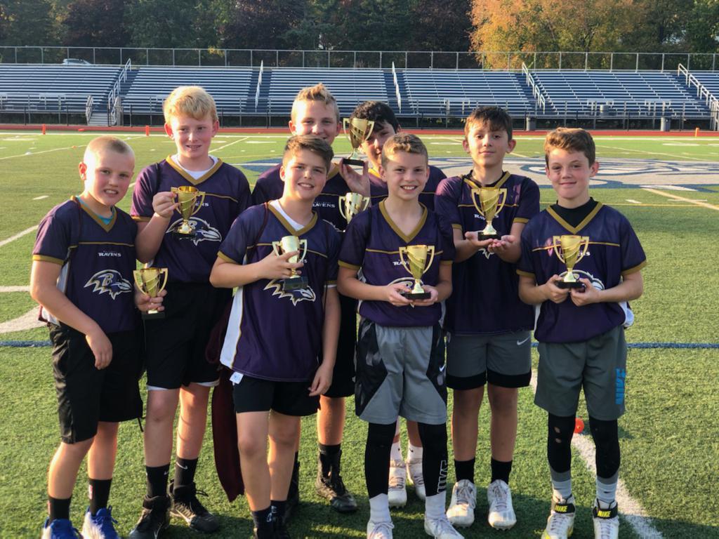 Windham Ravens—11U Runners Up