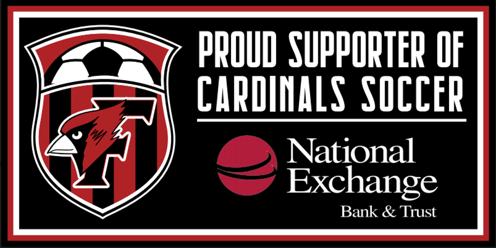 Fond du Lac Cardinals Banner with Logo