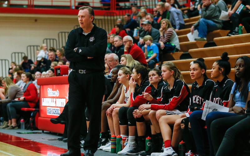 Rochester John Marshall heads into this week unbeaten in league play, but faces a one-loss Mankato West team nipping at the Rockets' heels in the Big 9 Conference. Photo by Mark Hvidsten, SportsEngine