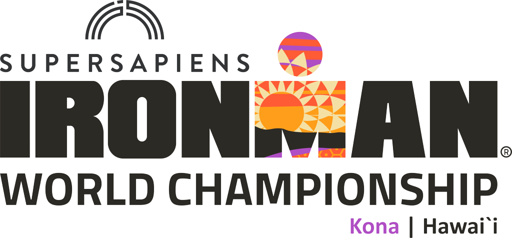 IRONMAN World Championship Kailua-Kona Hawaii race logo