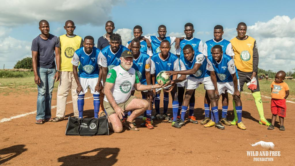Freitas Tigers - Sponsored by Hemingway Safaris