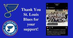 Thank you st. louis blues small