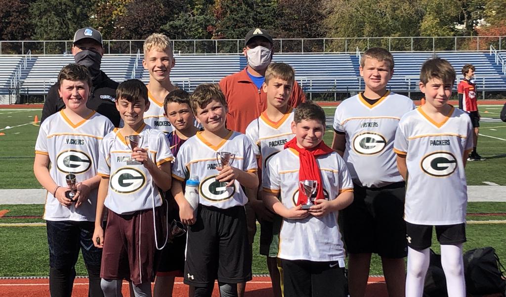 Gorham Packers—11U Silver Bracket Runners Up