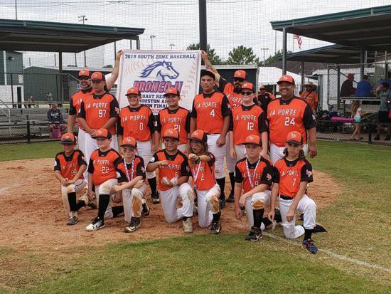 La Porte Boys Baseball Association