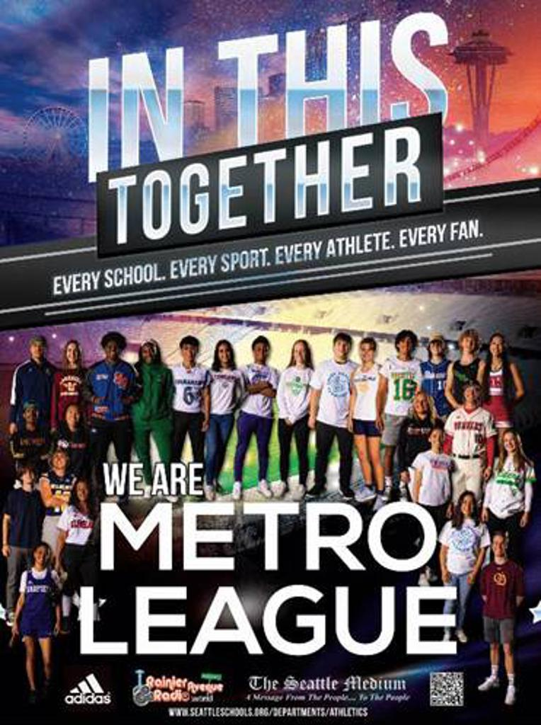 Metro League: In this Together-Every School, Every Sport, Every Athlete, Every Fan
