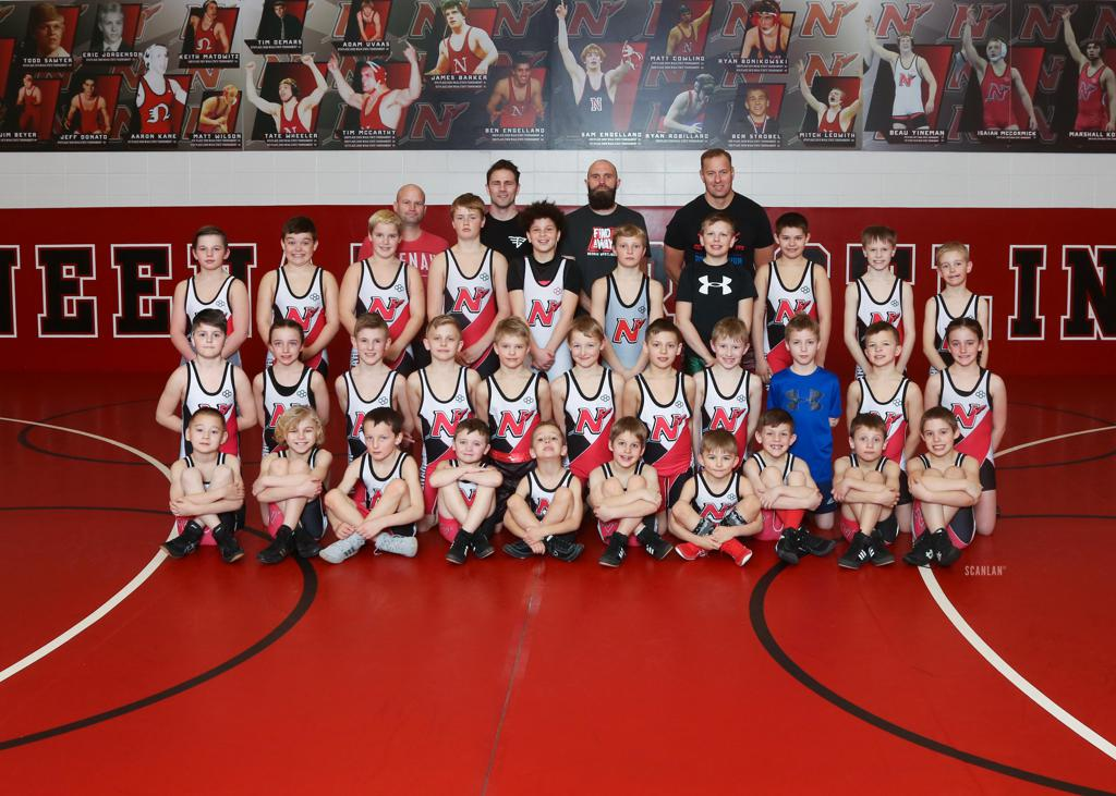 2020 Neenah Youth3-5  Wrestling Team