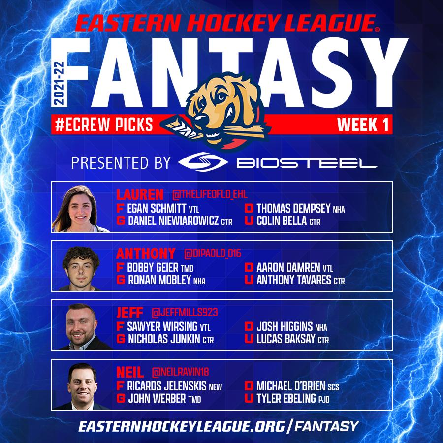 Fantasy Picks