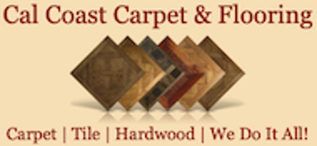 California Coast Carpet and Flooring logo