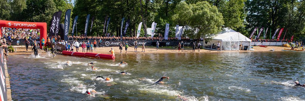 Swim IRONMAN 70.3 Otepää