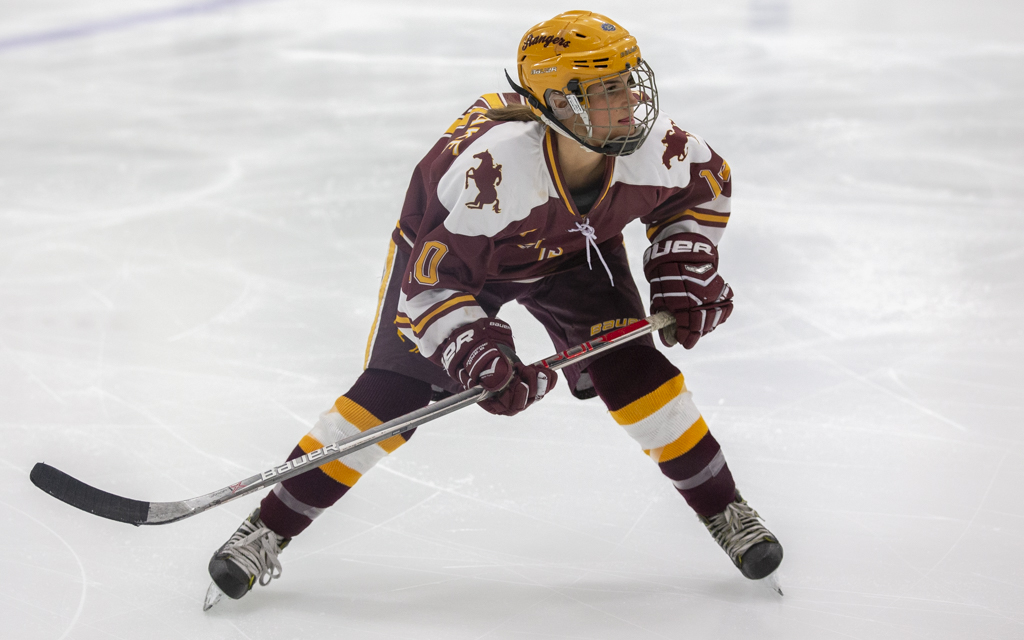 MN H.S.: Girls - Forest Lake Tallies A Pair Of Third-period Goals To Defeat Rival East Ridge