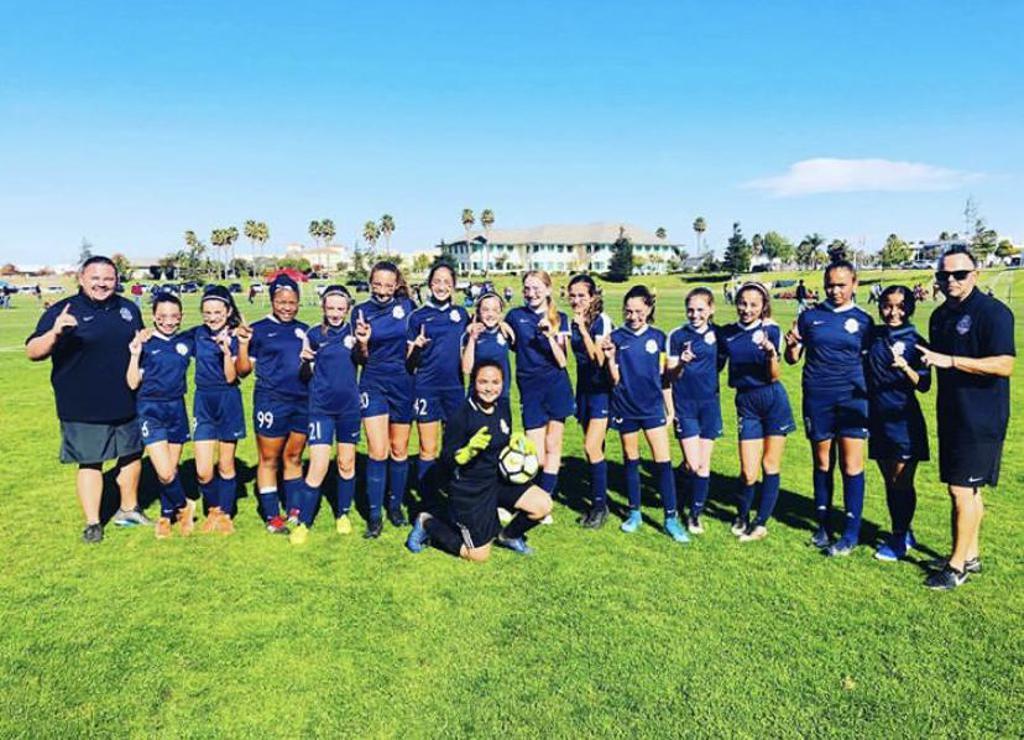 2019 Coast Soccer League CHAMPIONS!