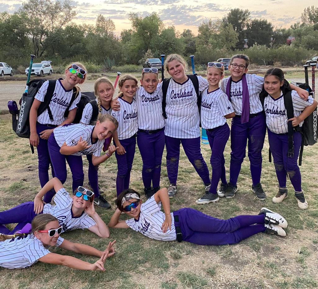 Congrats to Carlsbad 10U Silver — 3rd Place Finish — 2021 North San Diego C District Tournament — Good Luck at State!